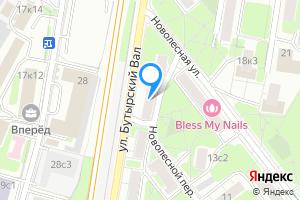 Сдается комната в семикомнатной квартире в Москве ул. Бутырский Вал, 32