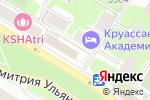 Схема проезда до компании SkyClean в Москве