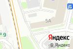 Схема проезда до компании Мастера мебели в Москве