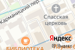 Схема проезда до компании Рыжая Соня в Москве