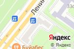 Схема проезда до компании Eventy в Москве
