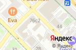 Схема проезда до компании Урбан Графикс в Москве