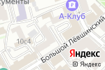 Схема проезда до компании Финансовое бухгалтерское партнерство в Москве