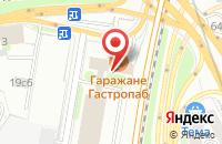 Схема проезда до компании Мэр-Оптим в Москве