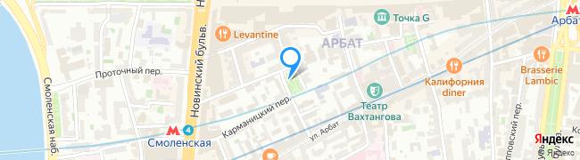 Спасопесковская площадь