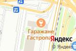 Схема проезда до компании Импульс в Москве