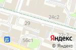 Схема проезда до компании Стройинвест Технологии в Москве