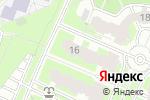 Схема проезда до компании Заборы для Вас в Москве