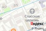 Схема проезда до компании Batalov Ballet Studio в Москве