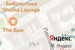 Схема проезда до компании Босфор в Москве