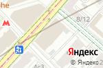 Схема проезда до компании Щи-Борщи в Москве