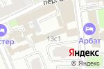 Схема проезда до компании Нотариус Балышева О.В. в Москве