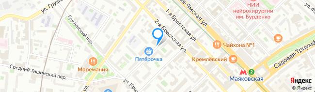 Васильевская улица