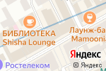 Схема проезда до компании Антикваръ в Москве