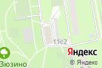 Схема проезда до компании Служба заказа пассажирского легкового транспорта в Москве