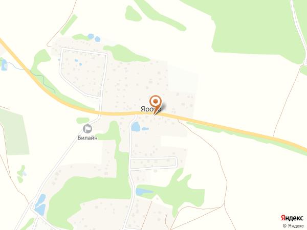 Остановка Ярово (Московская область)