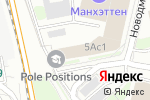 Схема проезда до компании Бумеранг в Москве