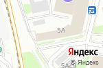 Схема проезда до компании Тиана в Москве