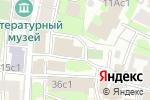 Схема проезда до компании ЭнергоСтиль Фактор в Москве
