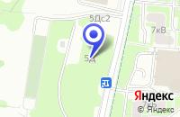 Схема проезда до компании ТФ ЭРИДЭН в Москве