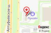 Схема проезда до компании Связьпромрегион в Москве
