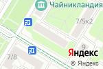 Схема проезда до компании ЗооЛайн в Москве