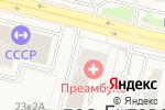 Схема проезда до компании Стихиаль в Бутово