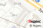 Схема проезда до компании Медтехника в Москве