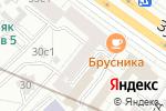 Схема проезда до компании Аркобалено в Москве