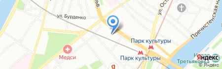 Аркобалено на карте Москвы