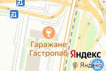 Схема проезда до компании Моррис и Джонс в Москве