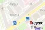 Схема проезда до компании The Art Newspaper Russia в Москве