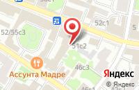 Схема проезда до компании Ипк Топтыгин в Москве
