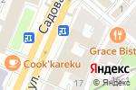 Схема проезда до компании Экспериментальный творческий центр в Москве