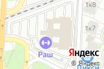 Схема проезда до компании Tuning-MG в Москве