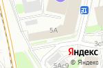 Схема проезда до компании Locuse в Москве