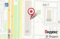Схема проезда до компании Мясоперерабатывающее Предприятие  в Москве