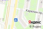Схема проезда до компании РВК.ру в Москве