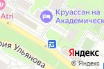 Схема проезда до компании Магазин хозтоваров и бытовой химии в Москве