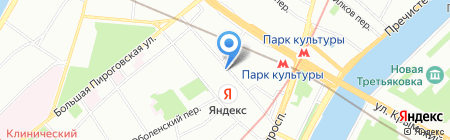Банкомат Ханты-Мансийский Банк Открытие на карте Москвы