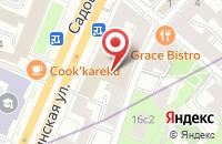 Схема проезда до компании Альтайм в Москве