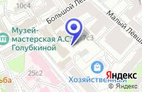 Схема проезда до компании КБ РУССКИЙ БАНК ДЕЛОВОГО СОТРУДНИЧЕСТВА в Москве