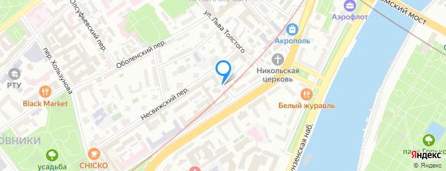 Ксеньинский переулок