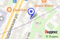 Схема проезда до компании БИГ МЕНЕДЖМЕНТ в Москве