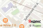 Схема проезда до компании Чистый Звук в Москве