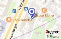 Схема проезда до компании АКБ НЕФТЕПРОМБАНК в Москве