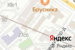 Схема проезда до компании Арт-бюро XXI в Москве
