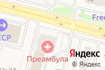 Схема проезда до компании Аметист в Бутово