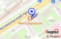 Схема проезда до компании МЕБЕЛЬНЫЙ МАГАЗИН СТЕЛС в Москве