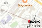 Схема проезда до компании Скульпторский центр Ивана Коржнева в Москве